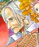 Tsuru Manga Color Scheme