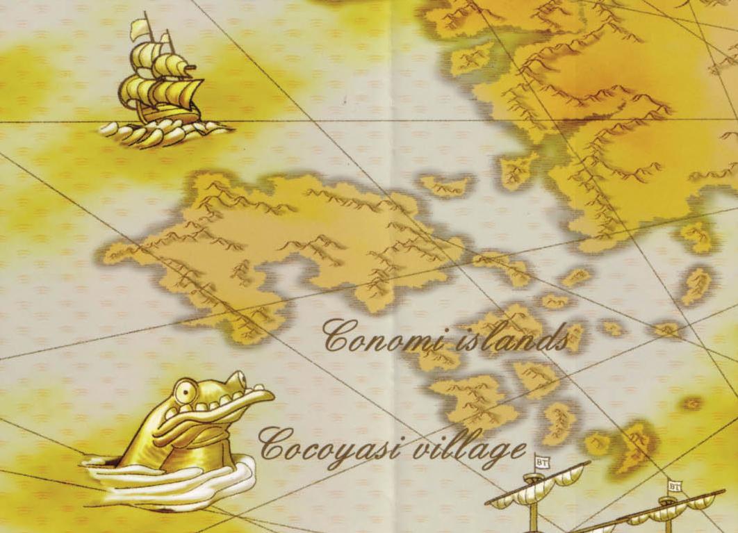 Wyspy Conomi