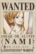 Nami's Current Wanted Poster.png