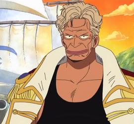 Rapanui Pasqua in the anime