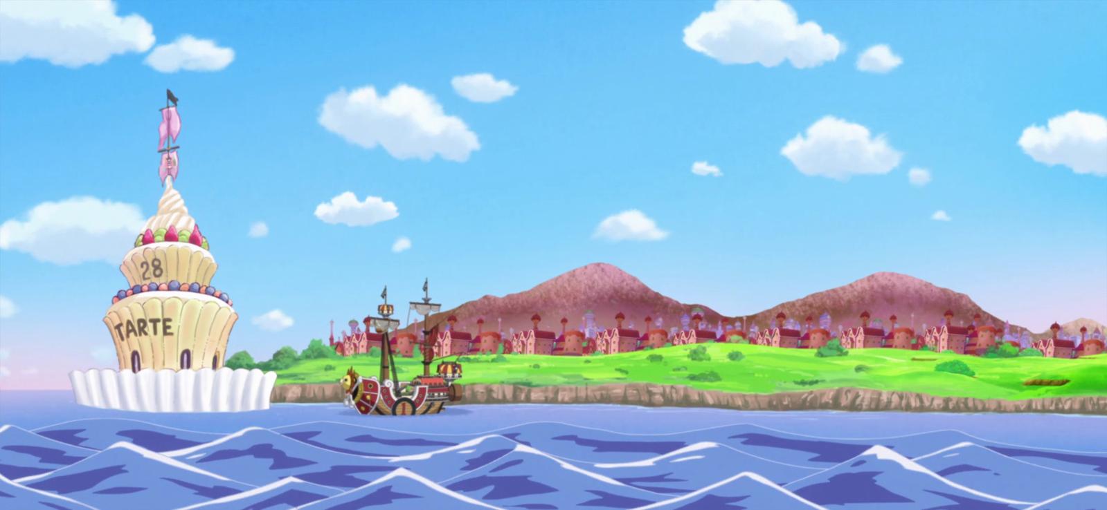 Остров Какао