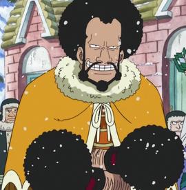 Kuromarimo in the anime