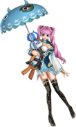 Perona Wang Yuanji Pirate Warriors 2