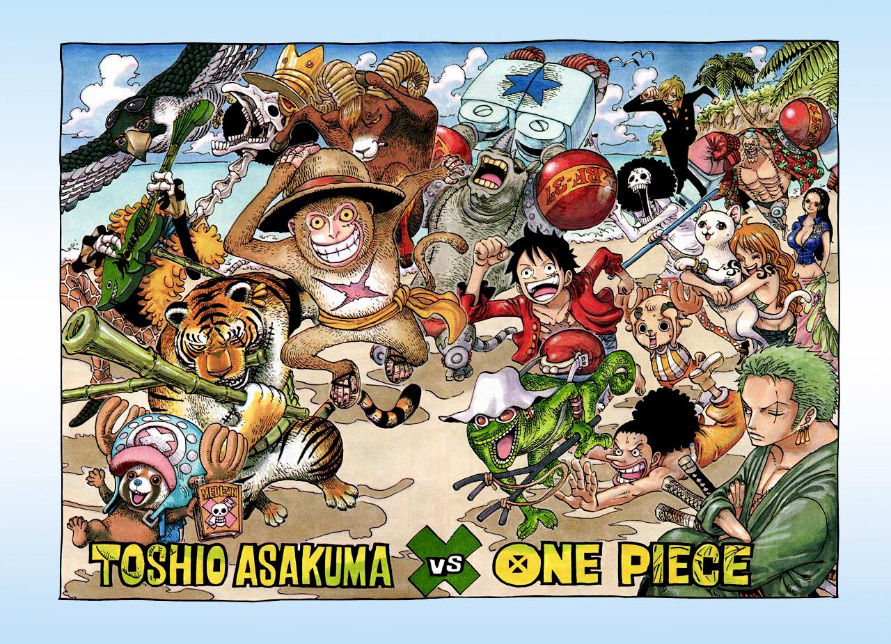 Chapter 651 One Piece Wiki Fandom