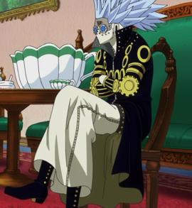 Гладиус в аниме