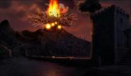 Secon Island Explodes