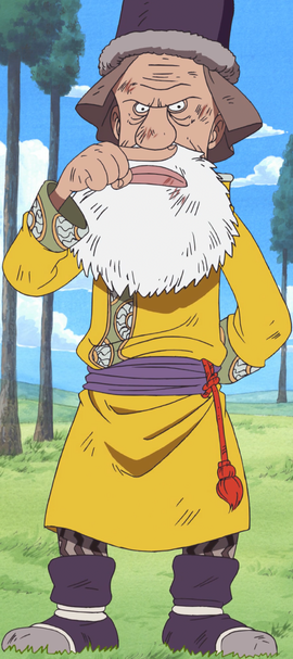 Tonjit in the anime