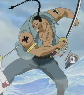Blenheim in the anime
