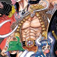 Jack Manga Color Scheme