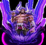 Kaidou Emperor Power Thousand Storm