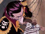 Kuro lässt Morgan am Leben