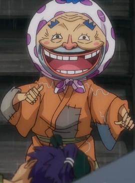 Ясуиэ в аниме