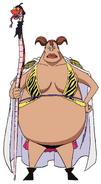 Sweetpea Anime Concept Art