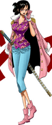 Tashigi Digitally Colored Manga