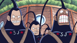 Utan Divers in the anime