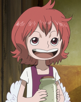 Xiao in the anime