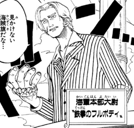 Fullbody dalam manga