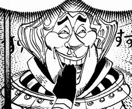 Mjosgard dalam manga