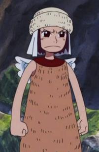 Айса в аниме до таймскипа.