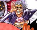 Kureha Manga Color Scheme