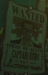 Kuro's Wanted Poster in Stampede