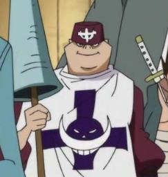 Speed Jiru in the anime