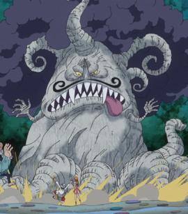 Кингбаум в аниме