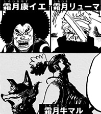 Семья Симоцуки