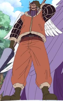 Shura in the anime