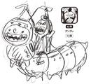 Charlotte Anglais Manga Concept Art.png