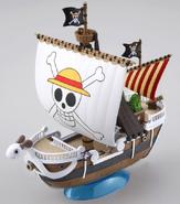 GSC Going Merry maqueta armada