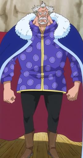Рику Долдо III в аниме