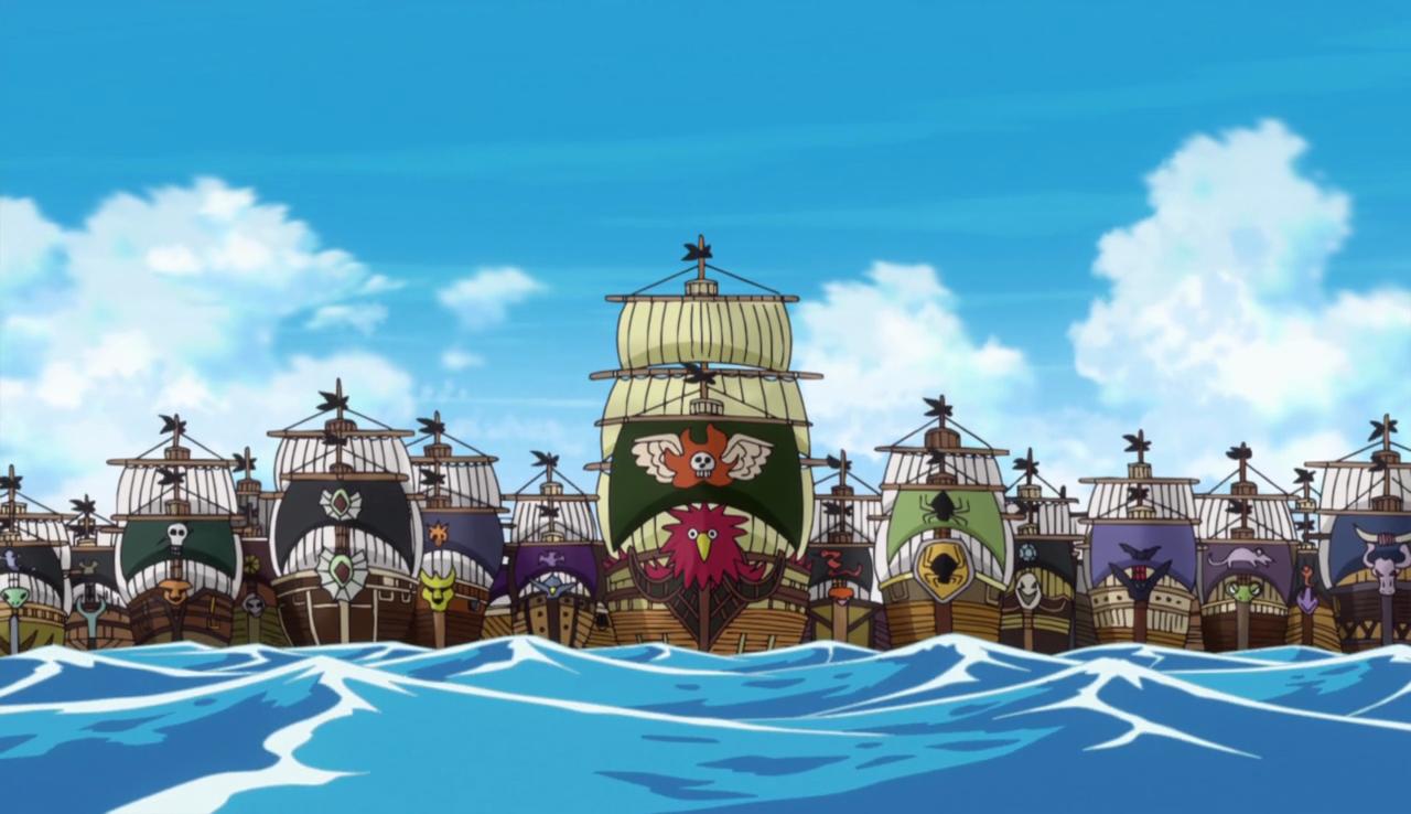 Пиратский альянс