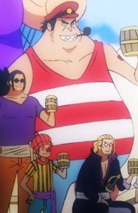 Донкуино в аниме