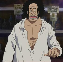 Humphrey en el anime