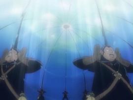 Дайверы Утан в аниме.