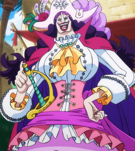 Catarina Devon after the timeskip in the anime