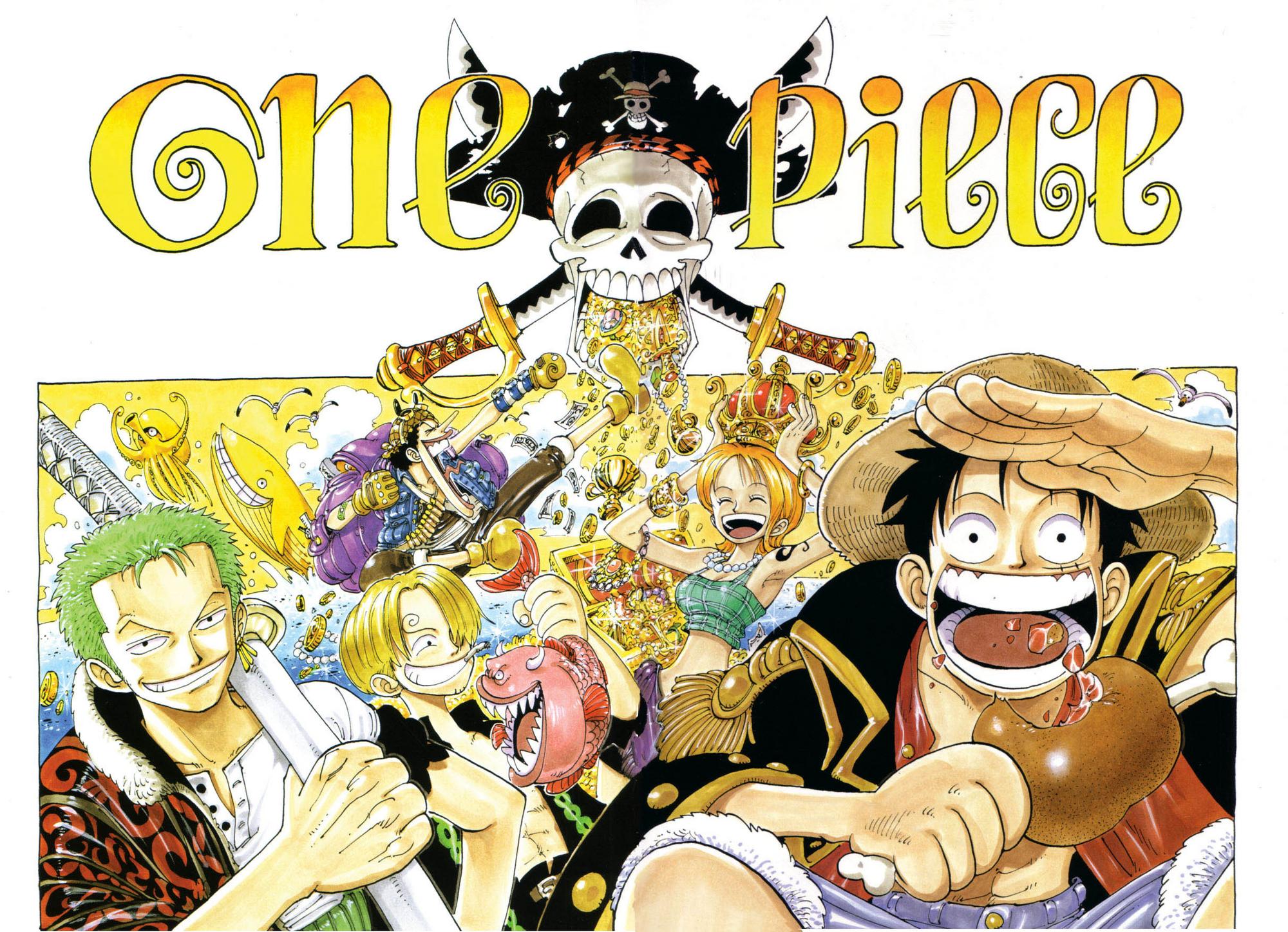 Chapter 20   One Piece Wiki   Fandom