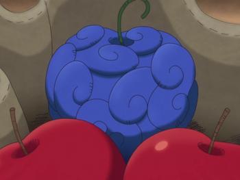Fruta Sara Sara: modelo axolote