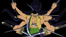 Demoni styl dziewięciu mieczy: asura