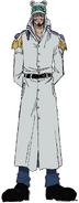 Nezumi Anime Concept Art