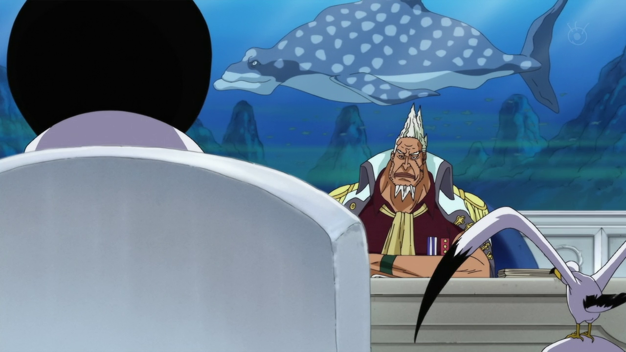 Amiral Commandant en Chef