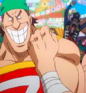 Captain Seven Anime Infobox