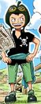 Piiman Digital Colored Manga Post-Timeskip