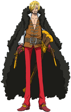 Sanji Promotional Film Z Outfit.png