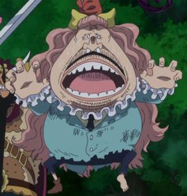 Pound dalam anime
