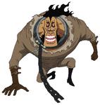 Jean Bart Anime Concept Art
