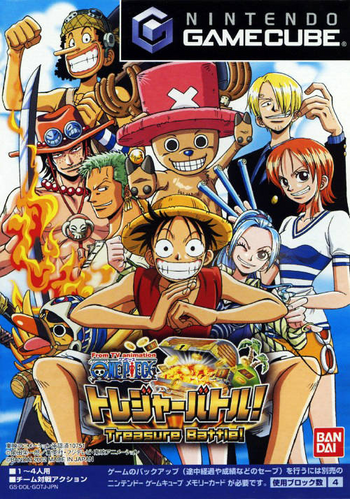 One Piece: Treasure Battle!