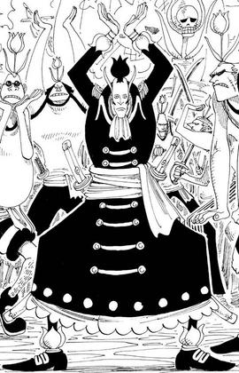 Yurikah in the manga