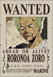 Roronoa Zoro/Galería